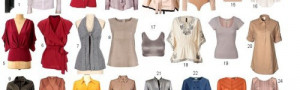 Особенности выбора женских блуз
