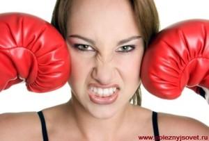 Как сдержать гнев