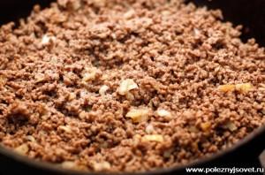 Как приготовить мясную лазанью