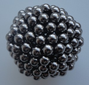 Как собрать шарик из NeoCube (НеоКуба)