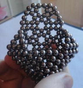 Как собрать 3D сердце из NeoCube (НеоКуба)
