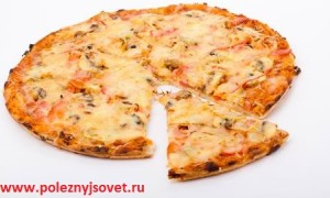Как приготовить пиццу по-флорентийски