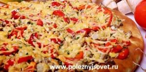 Как приготовить пиццу по-милански