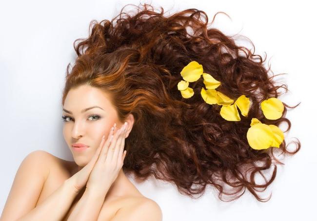 Использование профессиональной косметики для волос